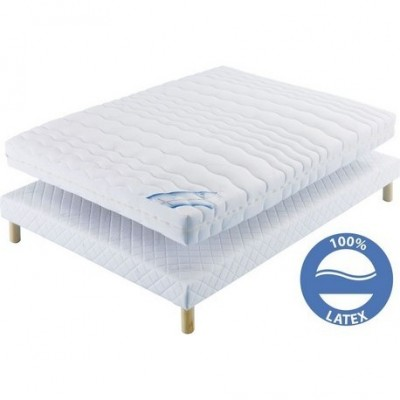 Matelas en latex ERGOLATEX
