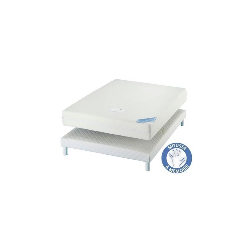matelas memoire de forme interesting matelas mmoire de forme confort sur mesure vitaform with. Black Bedroom Furniture Sets. Home Design Ideas