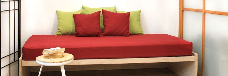 Canapé lit Massako